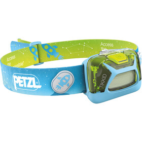 Petzl Tikkid Headlamp Barn blue